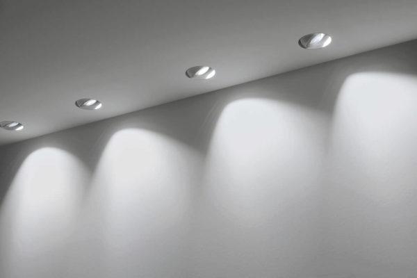 Spot led : de la lumière au plafond