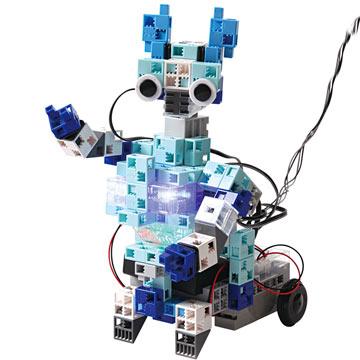 apprendre à coder via la robotique