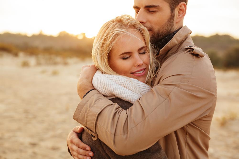 couple qui s'aime très fort